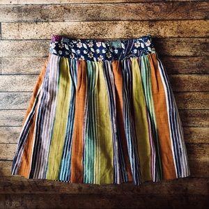 Anthropologie Edme Esyllte Amhara Skirt